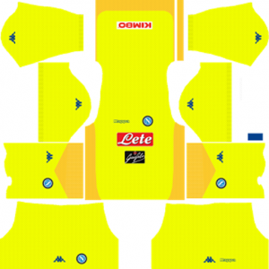 SSC Napoli Away Kit