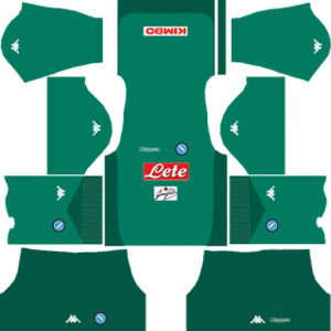 SSC Napoli GK Away