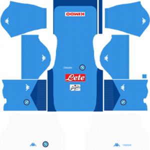 SSC Napoli Home Kit