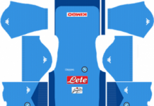 SSC Napoli Home Kit1