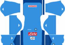 SSC Napoli Home Kit1