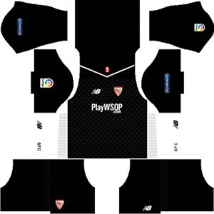 Sevilla FC Third Kit