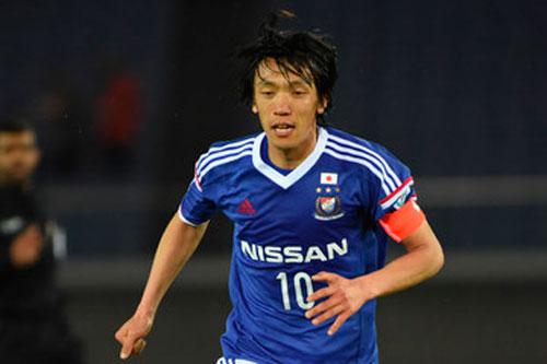 Shunsuke Naakamura
