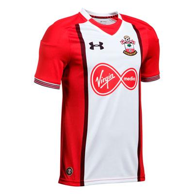 Southampton Team home kit 17-18