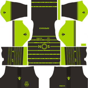 Sporting CP Away Kit
