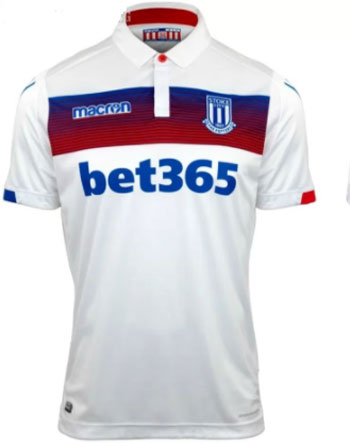 Stoke City Third Kit 17-18