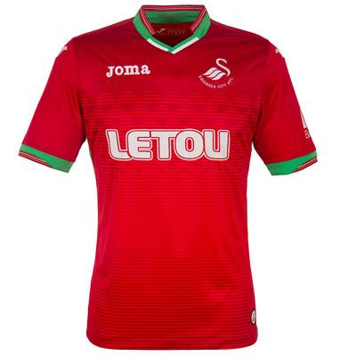 Swansea City Away Kit 17-18