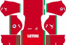 Swansea City Away Kit