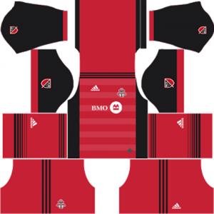 Toronto FC Home Kit