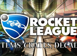 Trade Rocket League Items