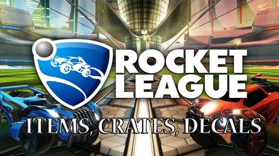 Trade Rocket League Items