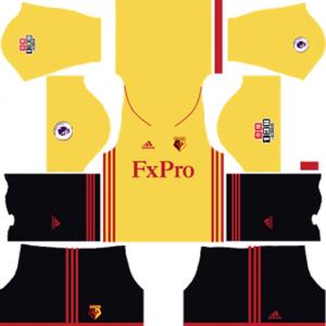 Watford Away Kit