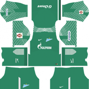 Zenit St Petersburg GK Home
