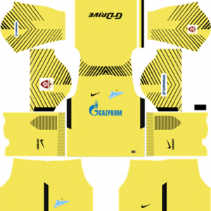 Zenit St Petersburg GK Third
