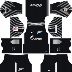 Zenit St Petersburg Gk Away