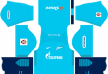 Zenit St Petersburg Home Kit
