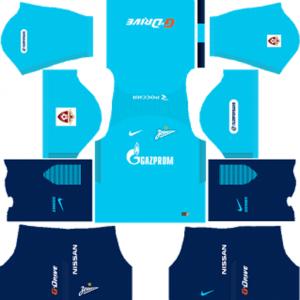Zenit St Petersburg Home Kit