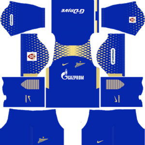 Zenit St Petersburg Third Kit