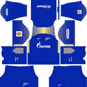 Zenit St Petersburg Third Kit