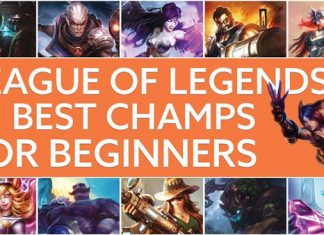 Best League of Legends Champions For Beginners