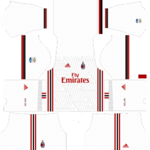 AC Milan Away Kit