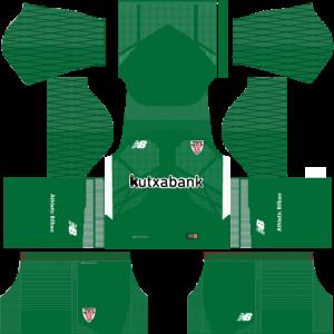 Athletic Bilbao Goalkeeper Away Kits