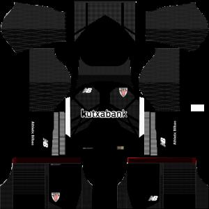 Athletic Bilbao Goalkeeper Third Kits