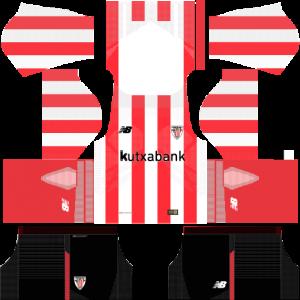 Athletic Bilbao Home Kits