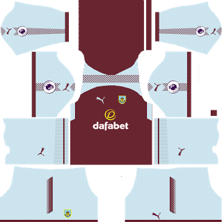 Burnley F.C. Home Kit