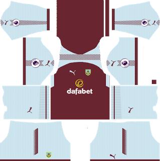 Burnley F.C. Home Kit