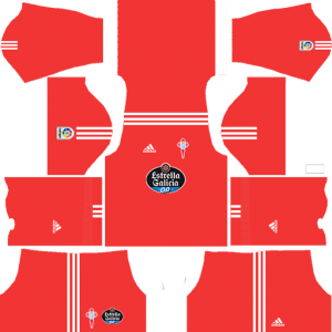 Celta Vigo Goalkeeper Away Kit