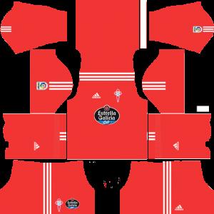 Celta VigoGoalkeeper Away Kit