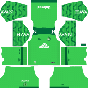 Chapecoense Goalkeeper Away Kit