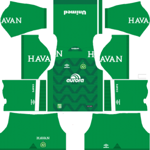 Chapecoense Home Kit