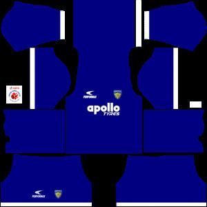 Chennaiyin FC Home Kit