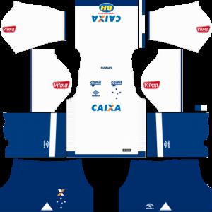 Cruzeiro Away Kit