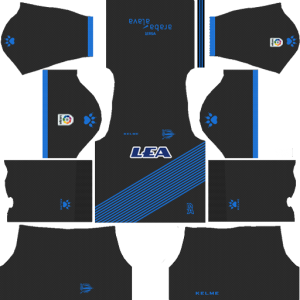 Deportivo Alavés Away Kit