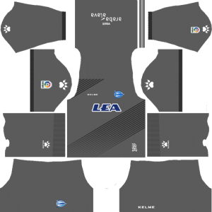 Deportivo Alavés Goalkeeper Home Kit
