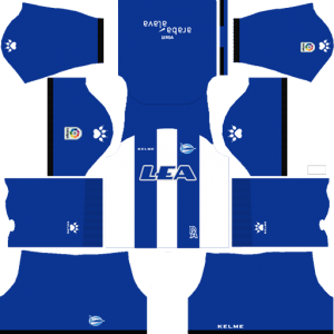 Deportivo Alavés Home Kit