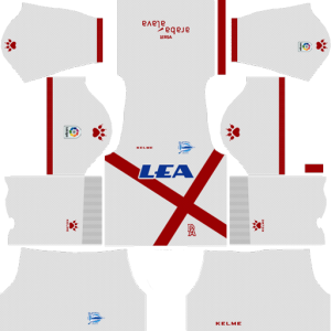 Deportivo Alavés Third Kit