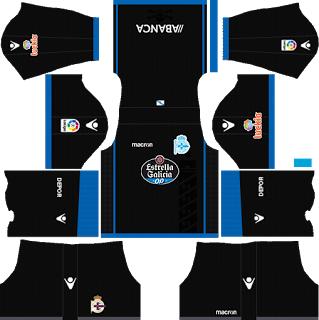 Deportivo de La Coruna Third Kit