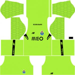 FC Porto GK Third