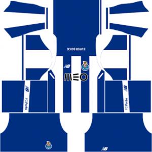 FC Porto Home Kit
