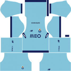 FC Porto Third Kit