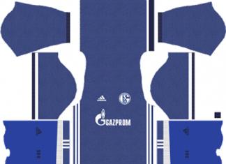 FC Schalke 04 Home Kit