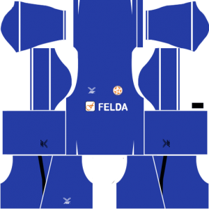 Felda United Away Kit