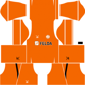 Felda United Home Kit