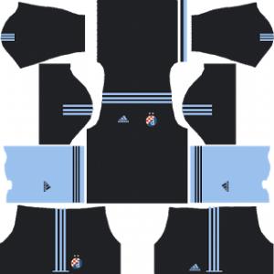 GNK Dinamo Zagreb Third Kit