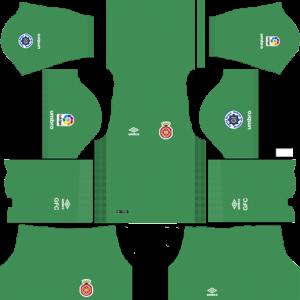 Girona FC Goalkeeper Away Kit