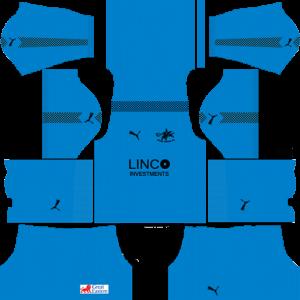 Home United Goalkeeper Home Kit